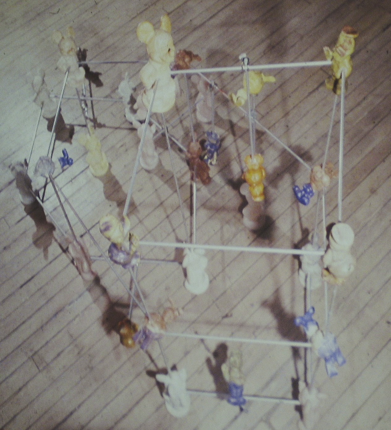 Dennis Oppenheim - Armatures for Projection: The Early Factory Projects. Curated by Raul Zamudio. White Box, 2004 (34)