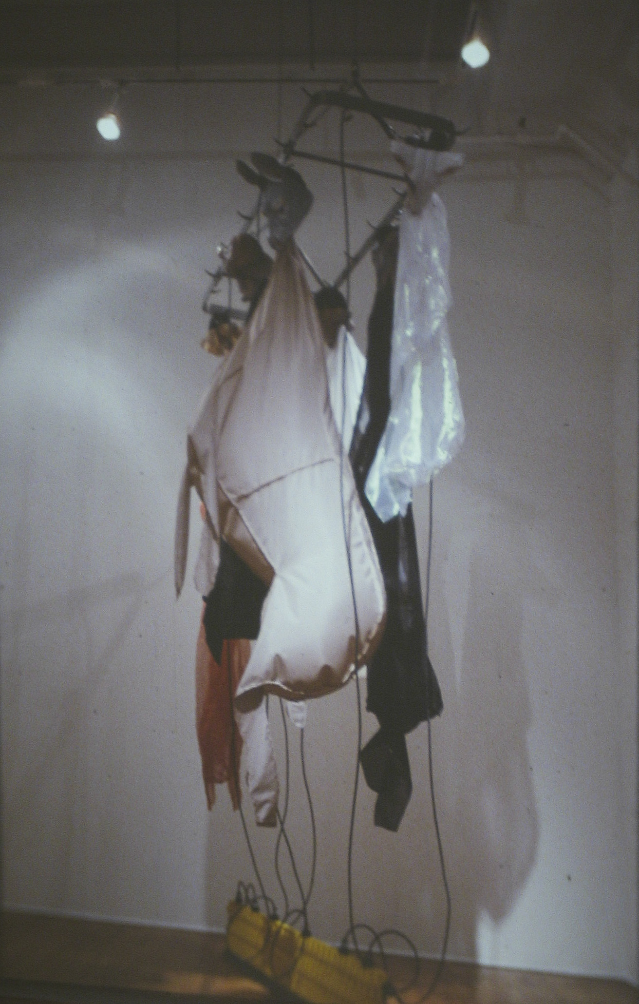 Dennis Oppenheim Armatures for Projection: The Early Factory Projects. Curated by Raul Zamudio. White Box, 2004 (32)