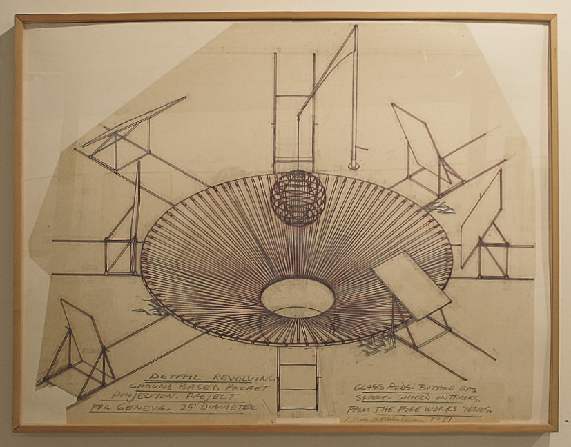 Dennis Oppenheim Armatures for Projection: The Early Factory Projects. Curated by Raul Zamudio. White Box, 2004 (9)