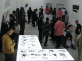 Lee Bae: Mark/Motion/Imprint. Exhibition. 2009