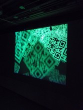Igor Molochevsky, X + $ = 0, 2011, Version 3, Video installation, c++