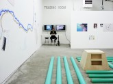 Arab Springs, Atlantic Wealth: A Trading Room, Curated by Jee Won Kim and Juan Puntes, White Box, 2011.