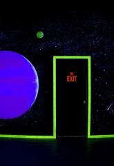 Caraballo Farman. No Exit from the Black Light Series, Digital C-print, 2008-2009, Dimensions: 16x20 and 40x50