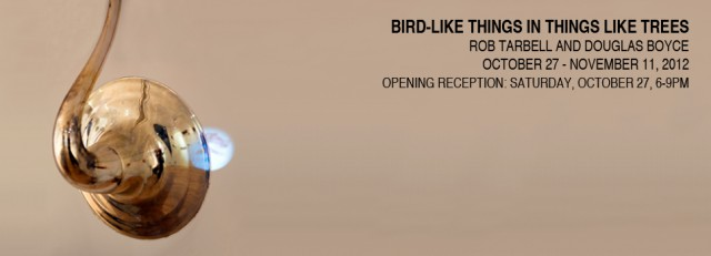 Bird Like Things in Things Like Trees, Rob Tarbell and Douglas Boyce, White Box, 2012 (15)