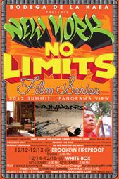 New York No Limits Film Fest