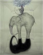 "Pedro Castrortega, ""Genome"", White Box, December 5 - 23, 2012 (7)"