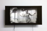 Carolee Schneemann Body Collage, 1967 3:57 min, B&W, silent 16 mm film on video Courtesy of Electronic Arts Intermix