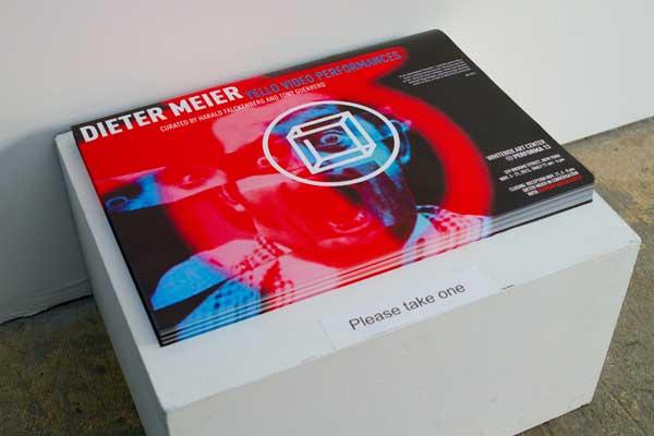 Dieter Meier YELLO Whitebox Art Center