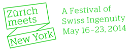 Presented by Zürich Meets New York: A Festival of Swiss Ingenuity in partnership with Whitebox Art Center