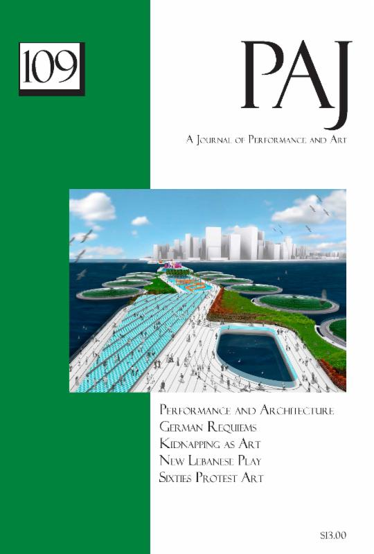 WhiteboxLab PAJ 109 - Performance and Architecture